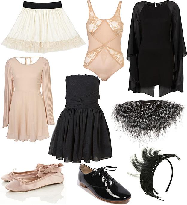sélection black swan