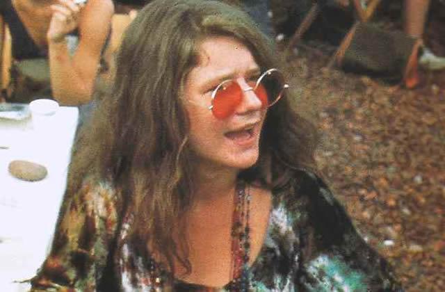 Que contenait le sac à main de Janis Joplin ?