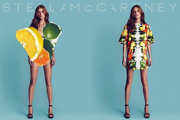 stella mc cartney fruits