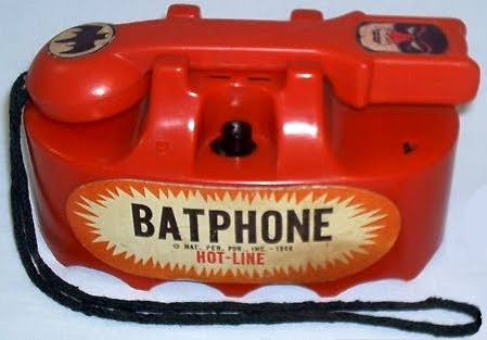 telephone batman