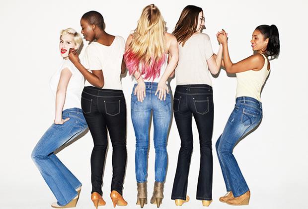 La saison du denim : le jeans dans tous ses états