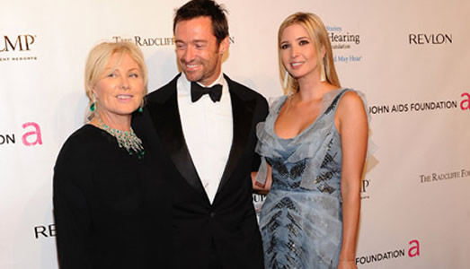 Hugh Jackman et Deborra Lee Furness