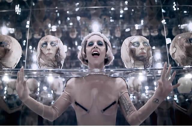 Born This Way, tentative de décryptage du clip