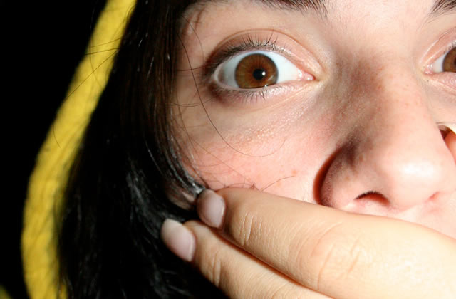 L'effet «Chair de poule» : tout le monde aime se faire peur