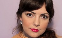 Tuto maquillage : un look printanier orange & fuchsia