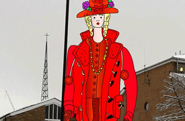 Les gif animés de Margot Bowman résument la Fashion Week