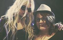 Sophie a rencontré Taylor Momsen et The Pretty Reckless