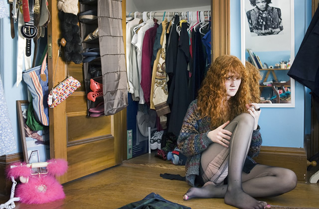 A Girl And Her Room, une série photos sur l'adolescence