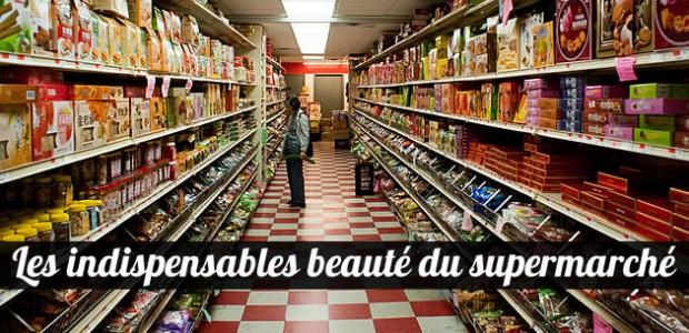 Les indispensables… du supermarché