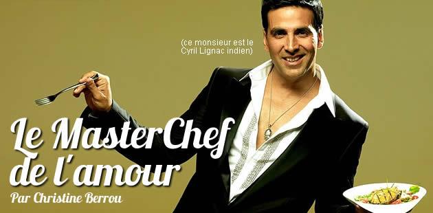 Le Master Chef de l'amour