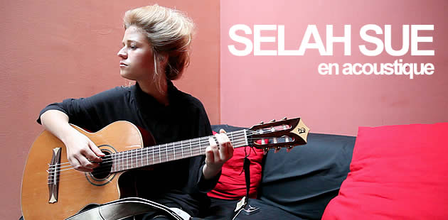 Selah Sue – Explanations en acoustique