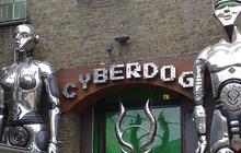 CYBERDOG, le magasin le plus crazy de Londres