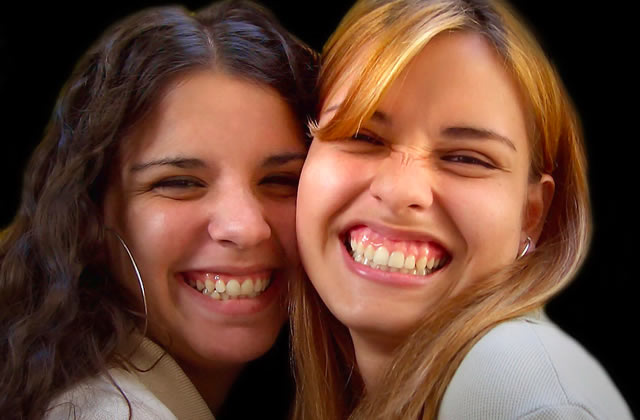 Le sourire : live experience