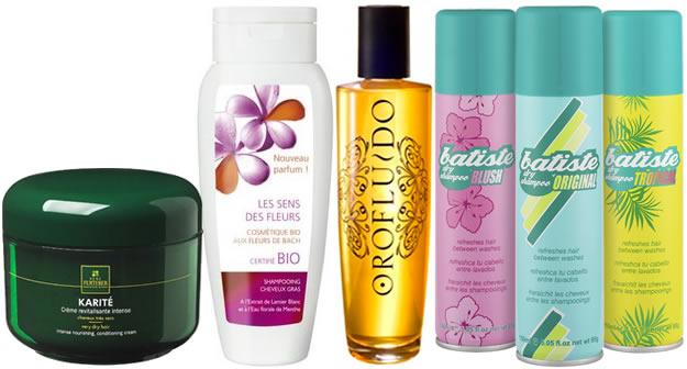 selection shamppoing sos cheveux Consultation beauté #5 : SOS cheveux en détresse