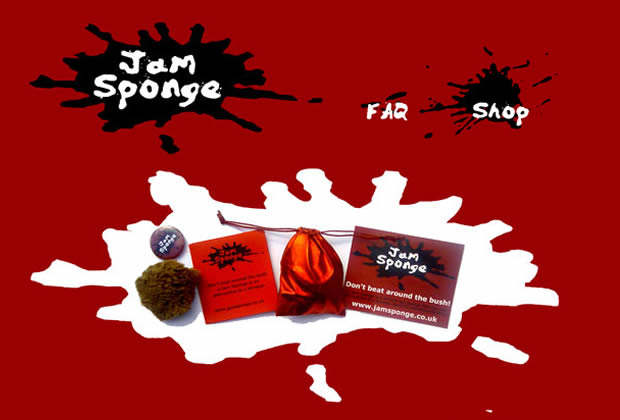 The Jam Sponge : l'éponge tampon de la mer