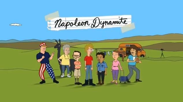 Napoleon Dynamite sort en série animée ! Image 12