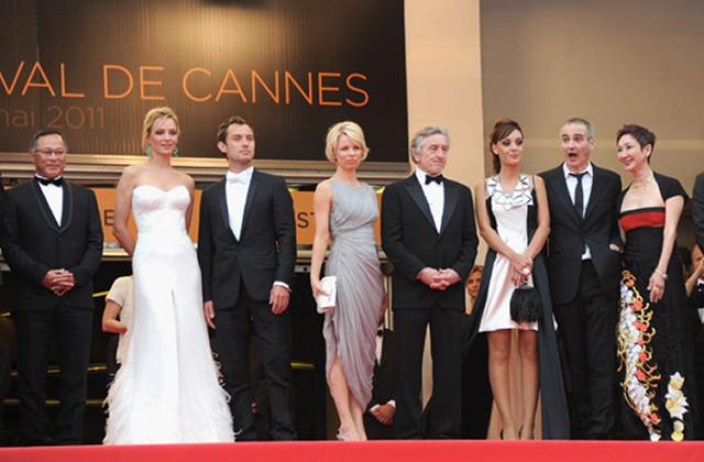 Cannes 2011 : la montée des marches en photos