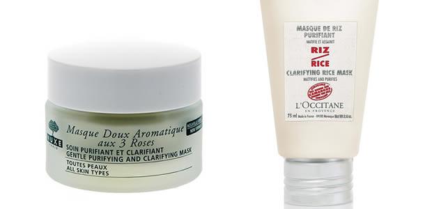 masque peau grasse acne