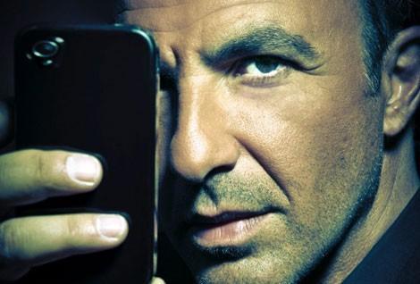 nikos Nikos Aliagas sort un recueil de photos prises avec son iPhone
