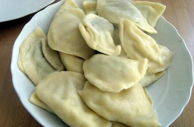 La recette des pierogis, les raviolis polonais