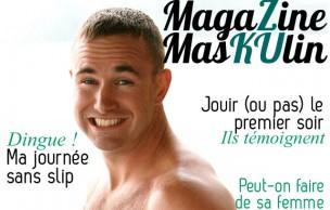 Lien permanent vers Si les magazines masculins ressemblaient aux nôtres…