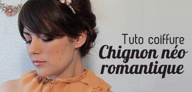 Tuto coiffure – Chignon néo-romantique & queue de cheval 60′s