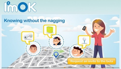 I 39 m ok l 39 application qui propose aux enfants de se for Se geolocaliser