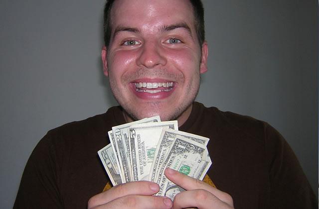 Au secours, mon copain est riche !