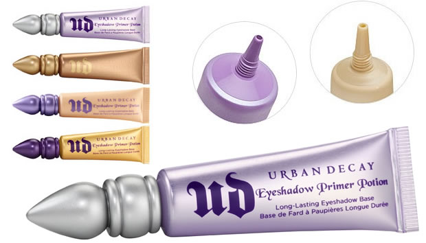 Nouveau packaging pour la Primer Potion Urban Decay new primerpotion