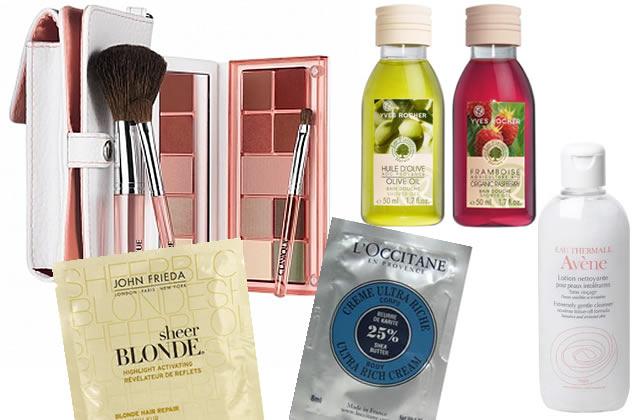 Quels sont les produits de beauté à emporter en vacances ?