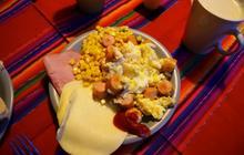 Le repas post-soirée (ou comment avoir le cholestérol en 1 repas)