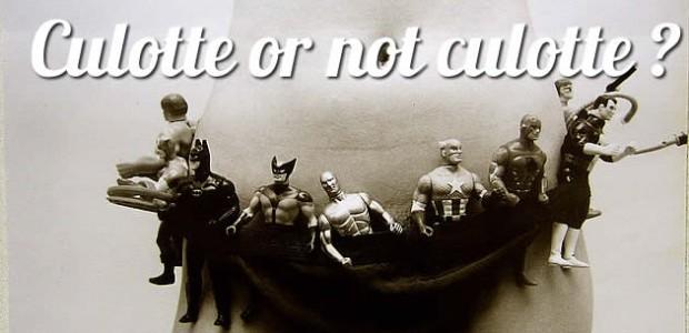 Culotte or not culotte ? Le débat
