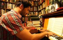 Célien Schneider chante Jupiter piano-voix