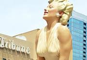 Lien permanent vers Marilyn Monroe montre ses fesses à Chicago