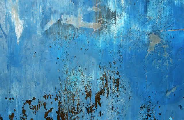 Le bleu, couleur idéale ou couleur tiédasse ?
