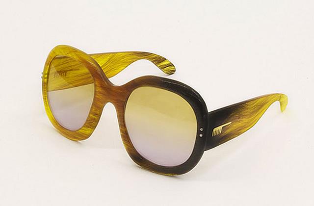 Des lunettes de soleil en cheveux, ça vous tente ?