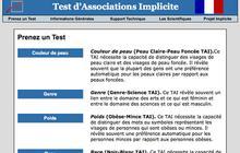 Live test : associations implicites, pensez-vous ce que vous dites ?