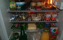 Vous êtes ce que vous mangez, des photos de frigos américains