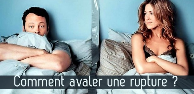 Comment avaler une rupture