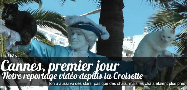 big festival cannes 2011 premier jour 620x300 Cannes 2011   La Croisette vue par madmoiZelle.com