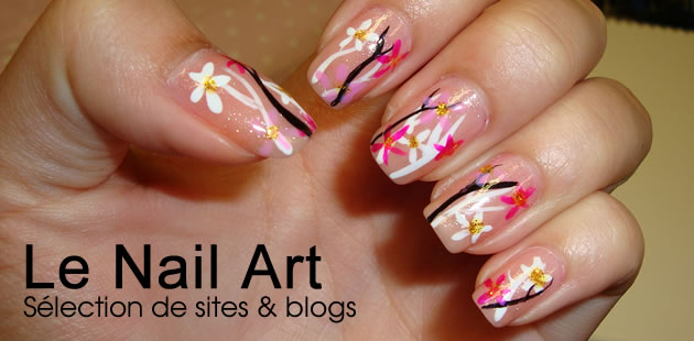 Nail-art :  les meilleurs blogs & sites
