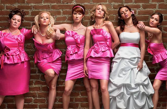 Mes Meilleures Amies (Bridesmaids)