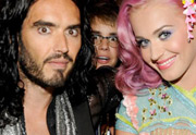 Lien permanent vers Justin Bieber photobombe Katy Perry et Russell Brand