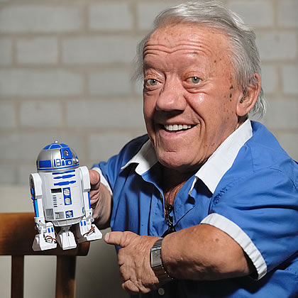 Happy Birthday R2D2 ! kenny baker r2d2