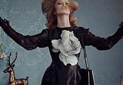 Pub : Lanvin fait danser ses mannequins cet automne