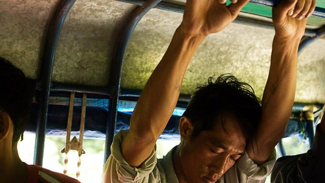 laos philippon dormeurs 002 Inconscience, les dormeurs autour du monde