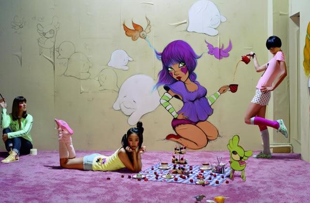 Rap & graffiti : vendre ses oeuvres, c'est aussi vendre son âme ?