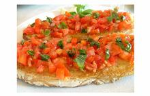 Recette de bruschetta, le délicieux hors-d'oeuvre italien