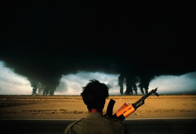 1 Lombre de la guerre : la meilleure exposition de lannée (selon moi)