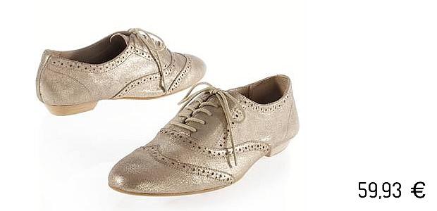 La redoute shoestyle Les derbies à paillettes Miu Miu   Le même en moins cher
